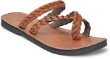 Paduki Men Tan Sandals