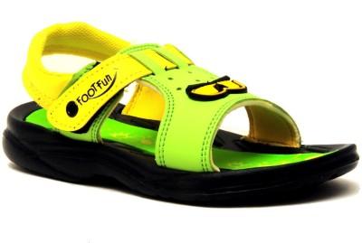 Liberty Boys Green Sandals