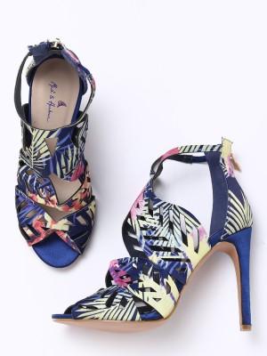 Mast & Harbour Women Multicolor Heels