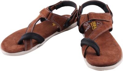 Triad Men Brown Sandals