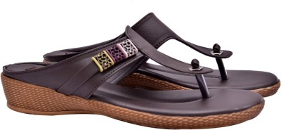 Fentacia Women Brown Flats