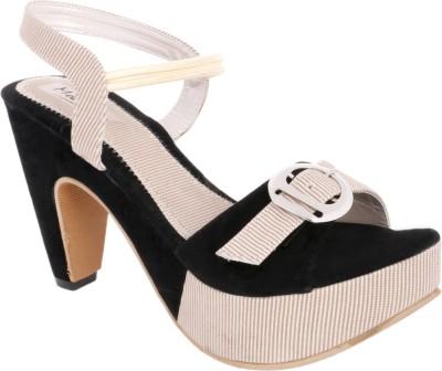 Modin Women Beige Heels