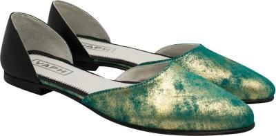 VAPH Irina D,Orsay Women Green Flats