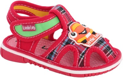 Offspring Boys Red Sandals