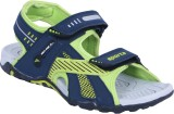 Asian Men NAVY Sandals