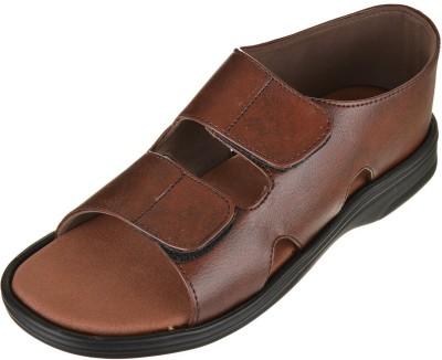 Medifoot Men Brown Sandals