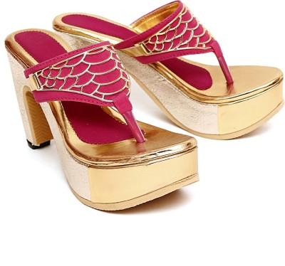 Jenis Women Pink Heels