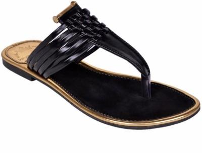 Zoe Skodon Women Black Flats