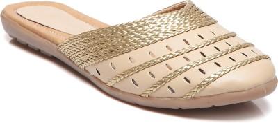 Elan Women Beige Flats