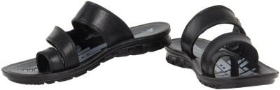 Soothe Shoes Men Black Sandals
