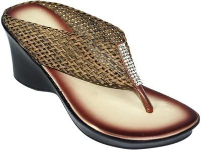 Maayas Women Brown Heels