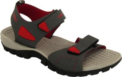 VENTO Men Red Sandals