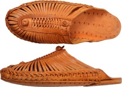 B R TRADING Men Brown Sandals