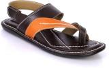 Rolif Men Brown Sandals