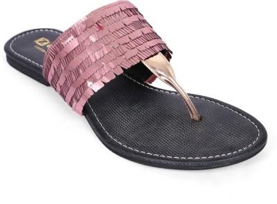 Zotti Women Pink Flats