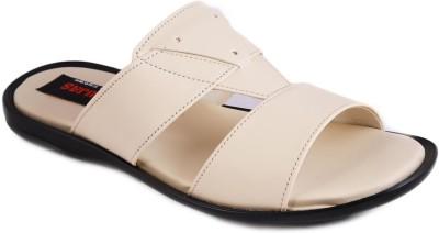 Balujas Men Beige Sandals