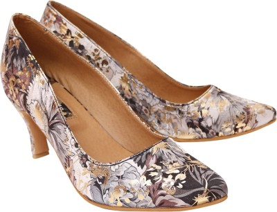 DivaMe Women Black Heels
