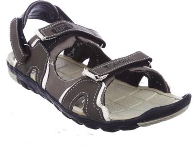 Odyssia Men Green Sandals