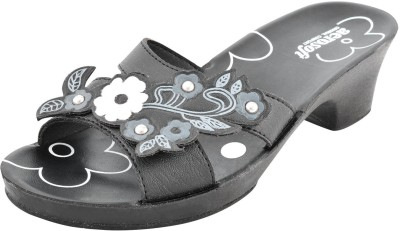 Aerosoft Women Black Heels