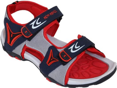 GOWELL Boys, Men Red Sandals