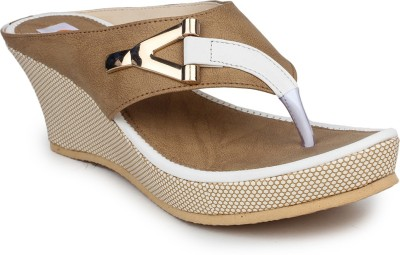 Digni Women White Wedges