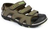 Gliders By Liberty Men D.Green Sandals