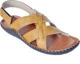 Aim Men Tan Sandals