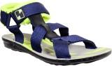 Ethics Men Green Sandals