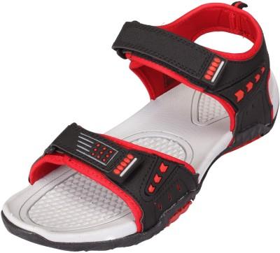 LEE WON Men Red Sandals