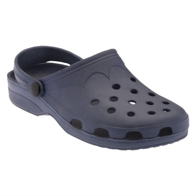 Footista Men Blue Clogs