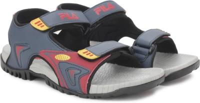 Fila Men Blue Sports Sandals