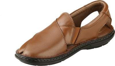 Menz Men Tan Sandals