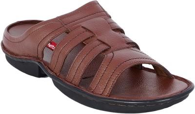 Footoes Men Brown Sandals