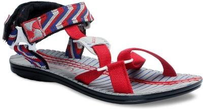 Bacca Bucci Men Red Sandals