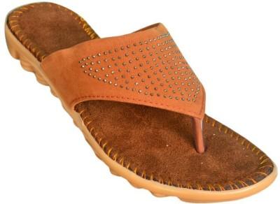 Jarwal Collection Women Tan, Brown Flats