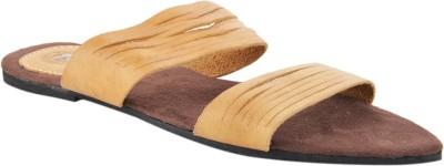 Willywinkies Women Tan Flats