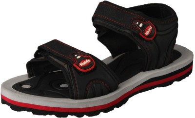 Matrix Men Black Sandals