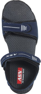 ASN Eplblu Women Blue Sports Sandals