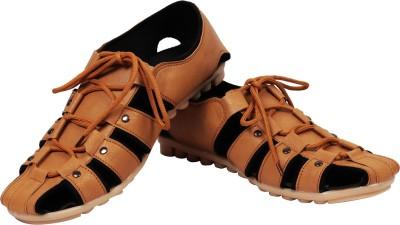 Demkas Boys Beige Sandals