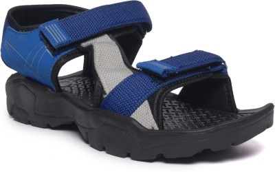 M&H Men Blue, Grey Sandals
