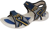 RTS Men Blue/Yellow Sandals