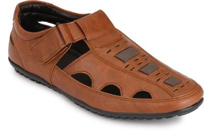 Braavosi Men Tan Sandals
