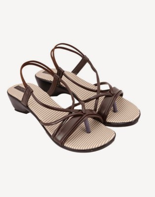 Azores Women Brown Wedges