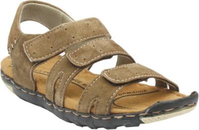 Big King Men Brown Sandals