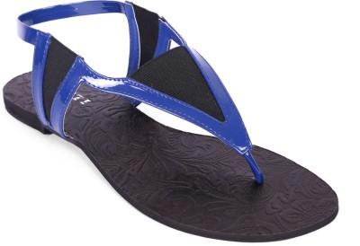 Zotti Women Blue Flats