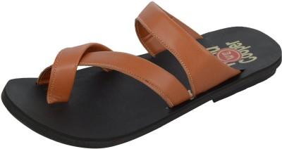 Wood Cooper Tan Men Tan Sandals