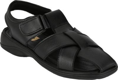 TURISMO Men Black Sandals