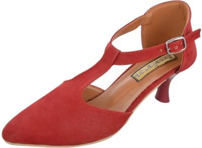 Axcellence Women Red Heels