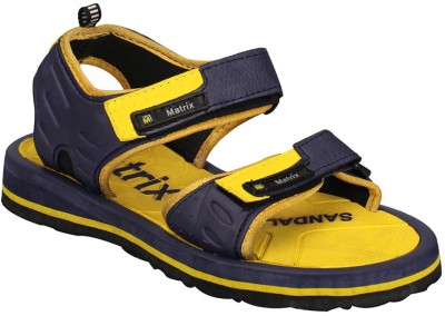 Matrix Men Yellow Sandals