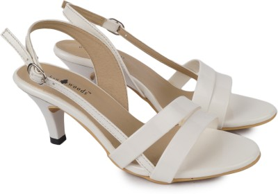 Urban Woods White Women White Heels